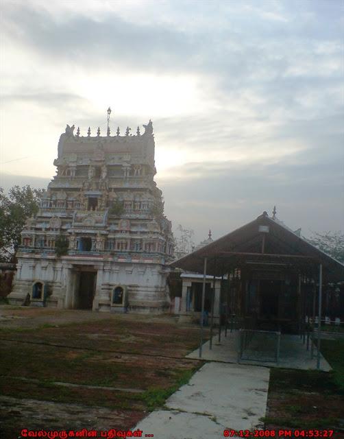 Azhagaputhur Shiva Temple