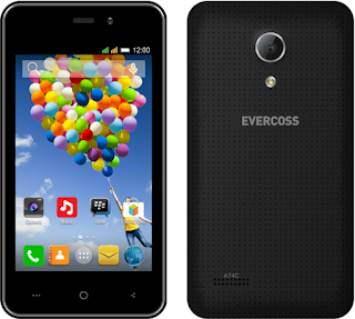 Harga Evercoss A74C Jump Series