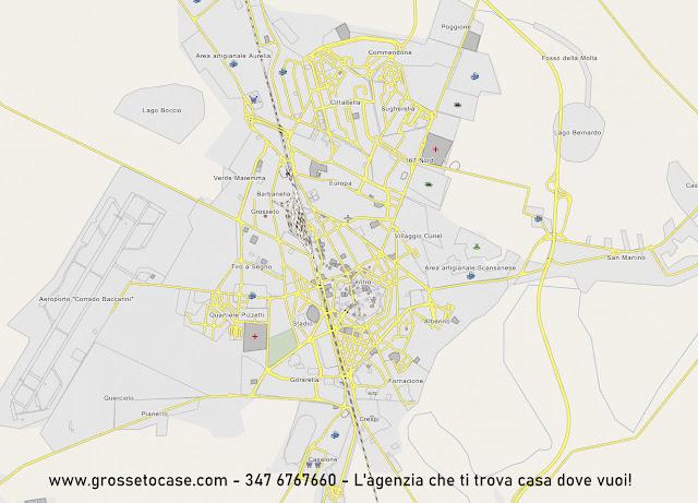 Grosseto Invest Immobiliare ti trova casa a Grosseto dove vuoi!