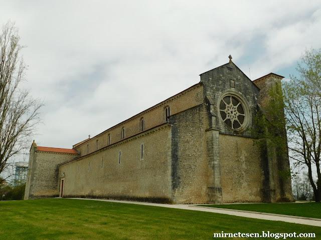 Сантарен - церковь Санта-Клара