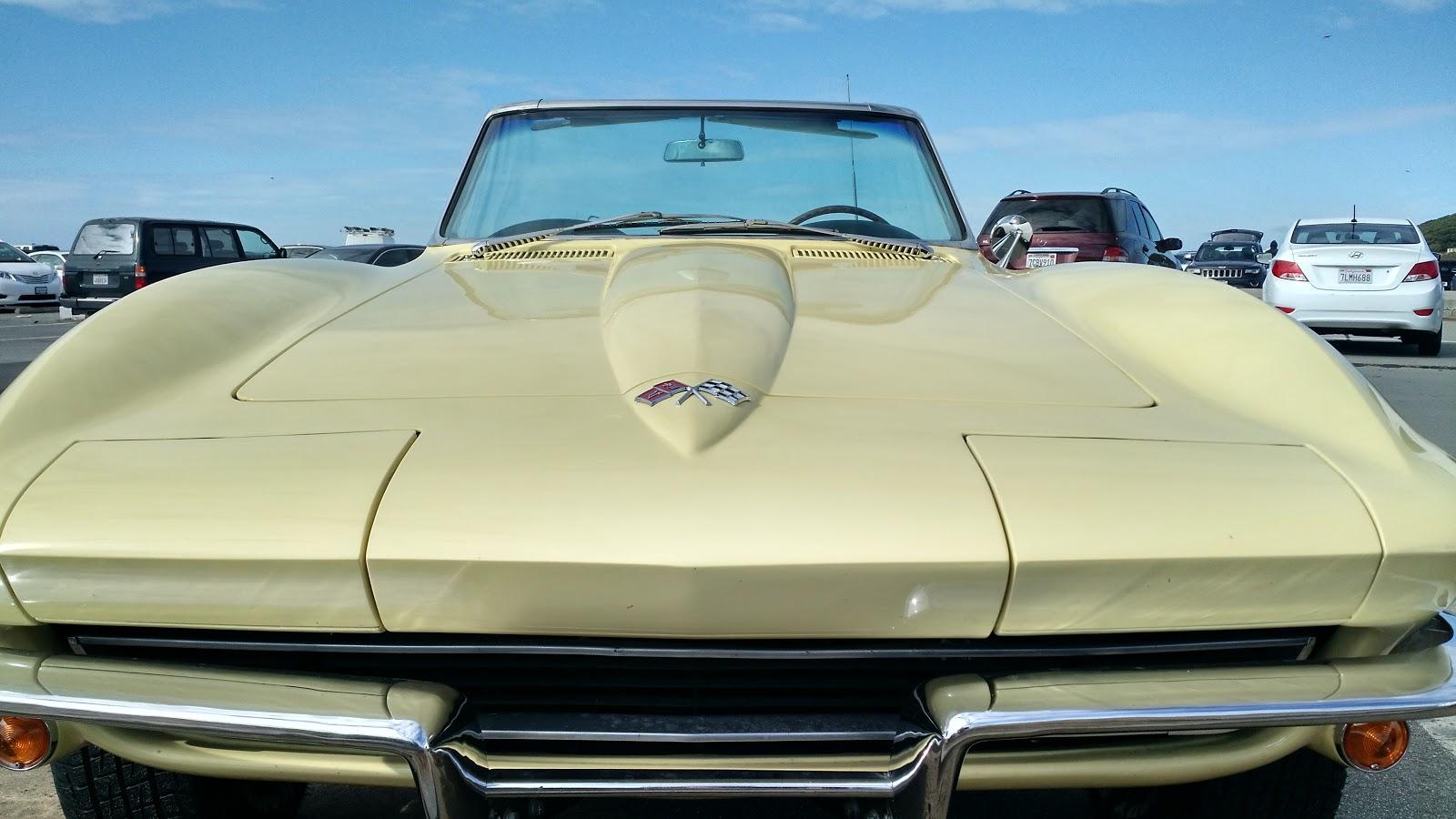 Car #2: 1965 Corvette Convertible (aka midyear C2)