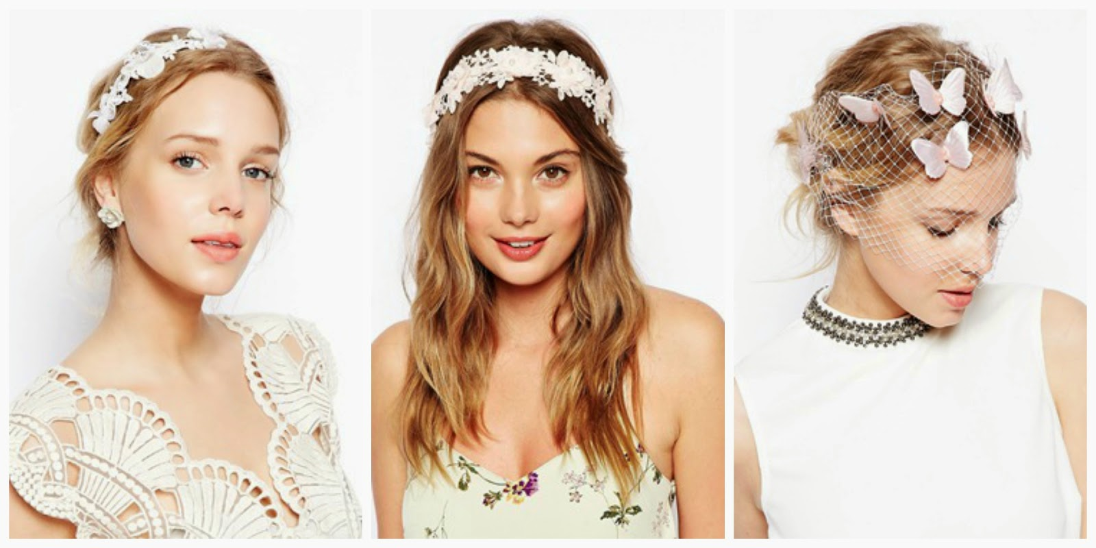 The Lipstick Drawer: 6 Summer Wedding Hair Accessories