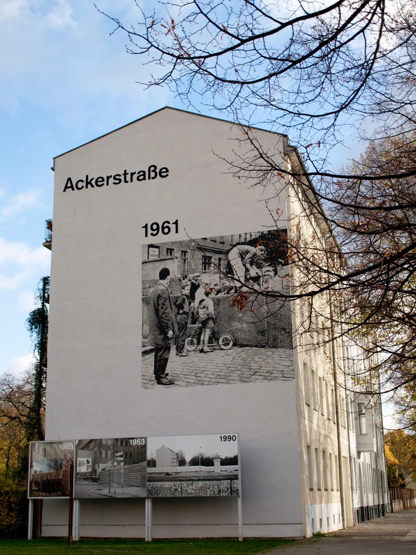 Ackerstrasse, Berlin
