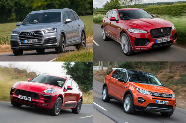 2017 The Best SUVs and 4x4s on Sale