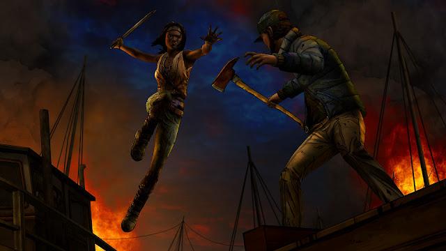 The Walking Dead: Michonne Screenshot-1