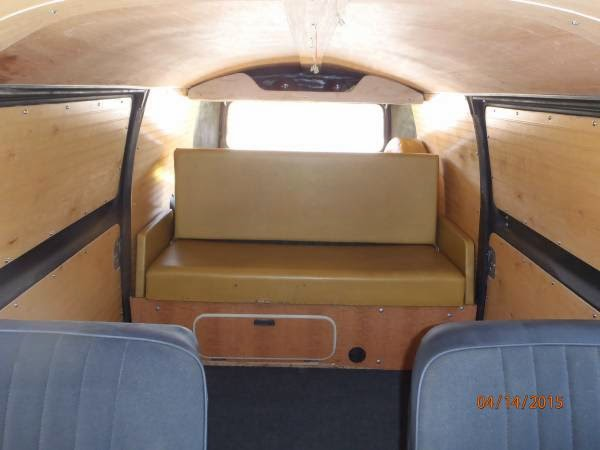 Rare Double Slider | vw bus wagon