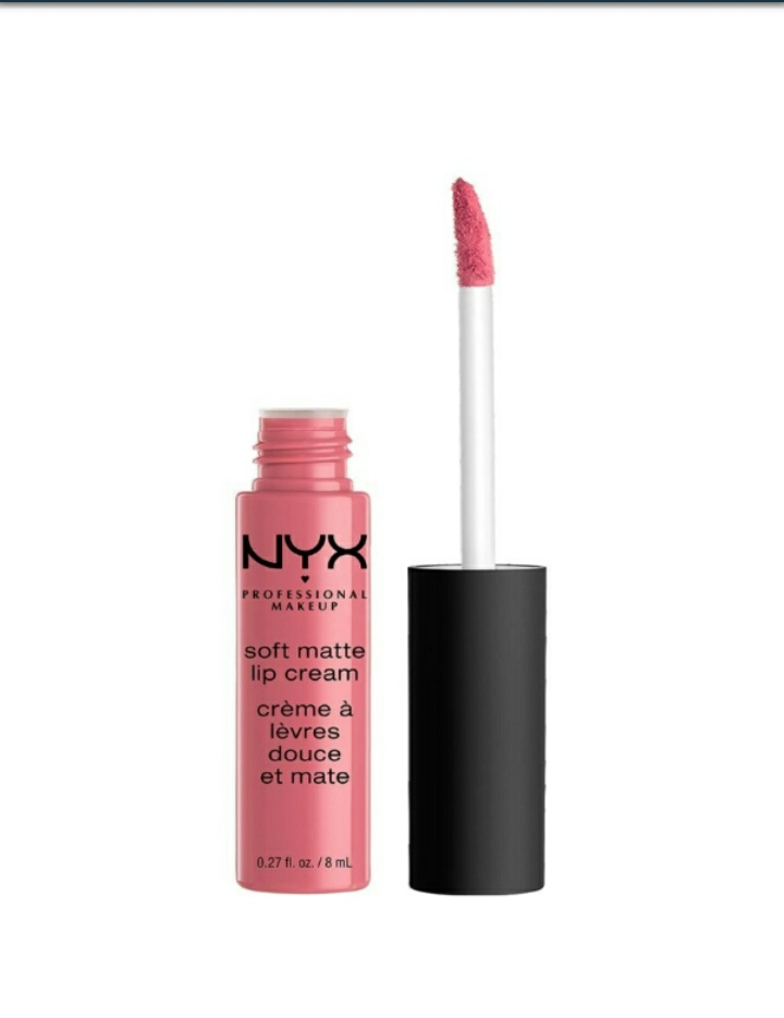 Terbeli NYX PROFESSIONAL MAKEUP Soft Matte Lip Cream Lipstick - Milan