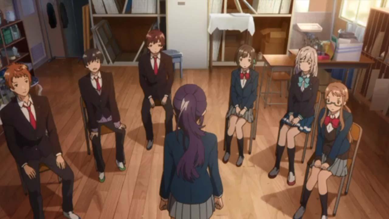 Irozuku Sekai No Ashita Kara Episode 5 Subtitle Indonesia
