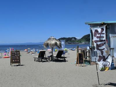 鎌倉海水浴