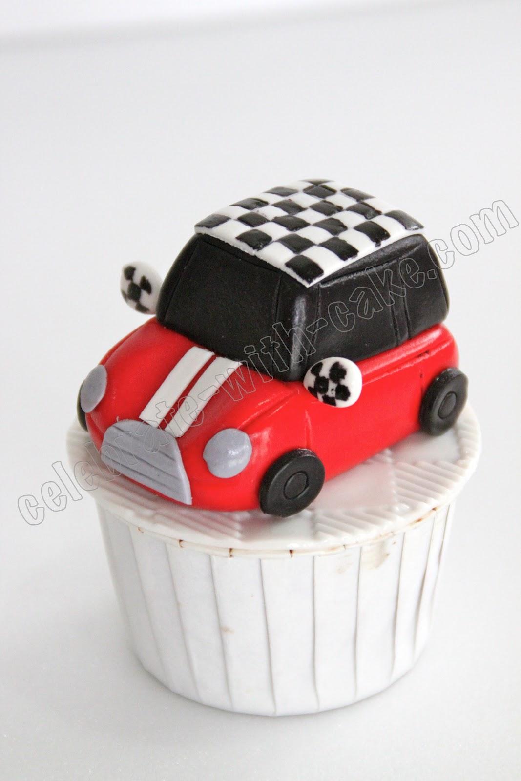 Celebrate with Cake Customized Cupcakes