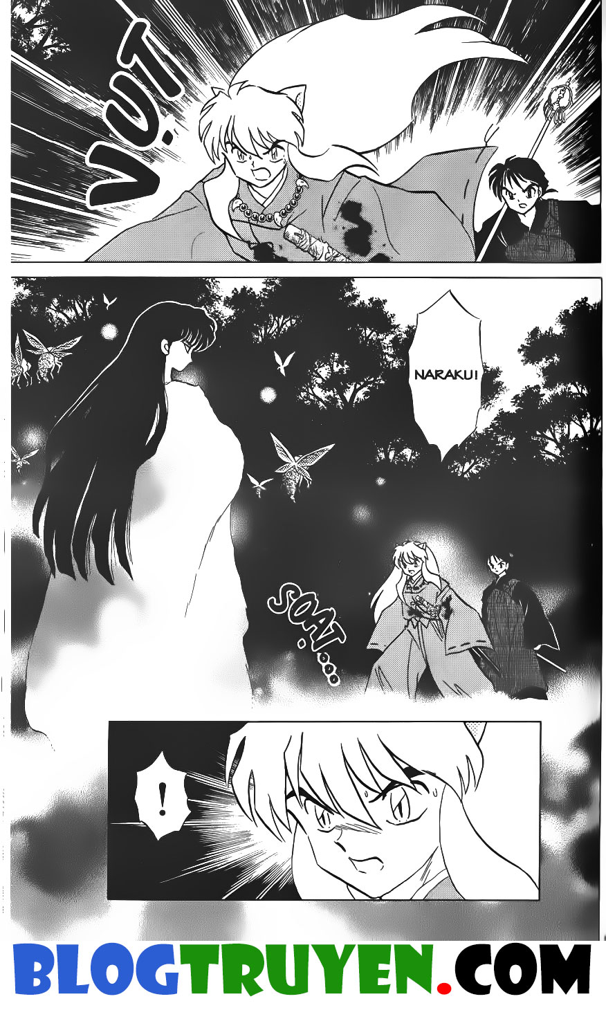 Inuyasha vol 22.5 trang 8