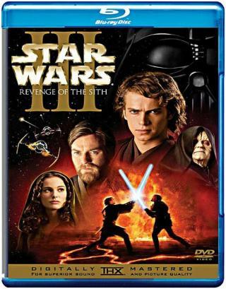 Star Wars Episode III - Revenge of The Sith 2005 Dual Audio Hindi Bluray Movie Download