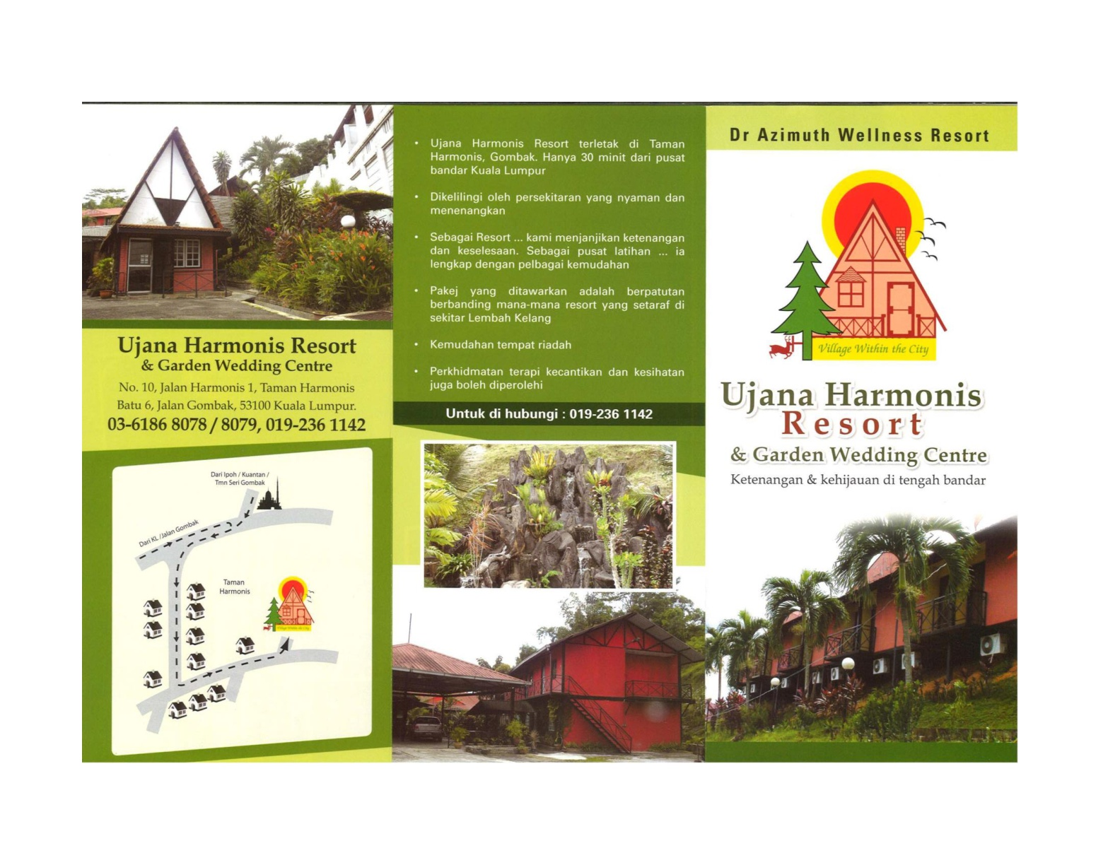 Sale For Ujana Resort: Resort in Malaysia for Sale