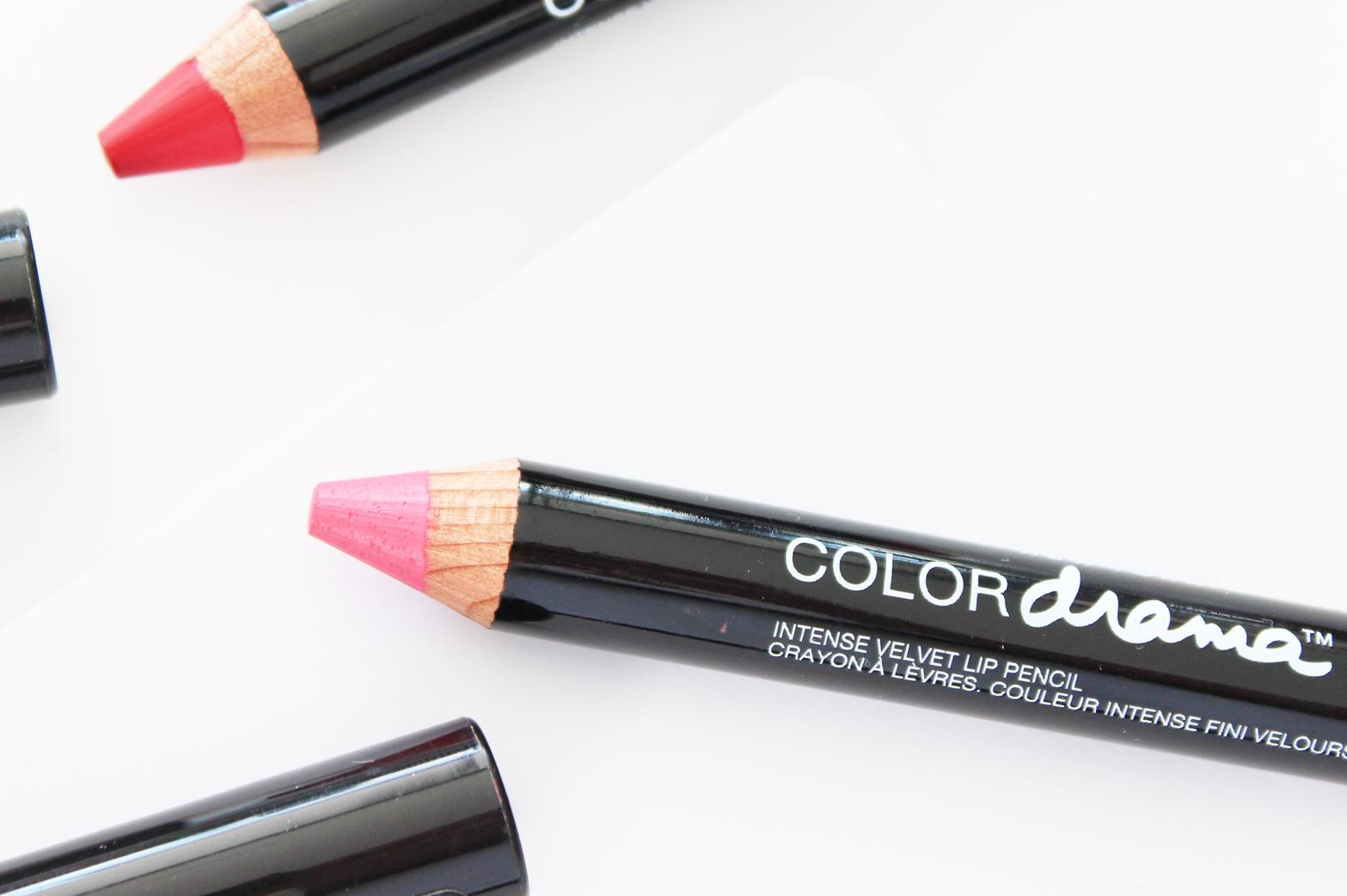 MAYBELLINE | Color Drama Intense Velvet Lip Pencils Review + Swatches - CassandraMyee