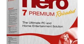 nero 7 premium 7.9.6.0