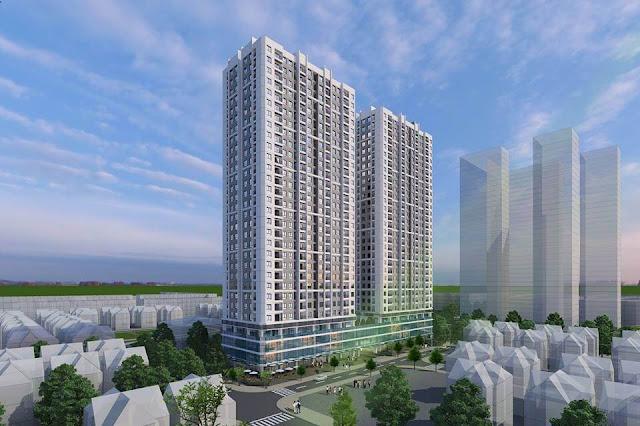 Dự án chung cư ICID Complex.