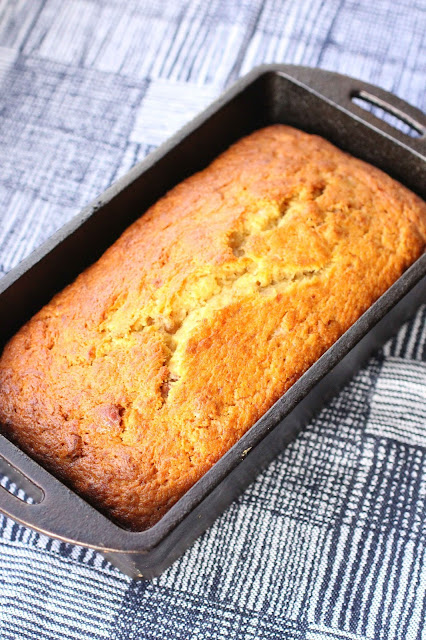 banana bread moule en fonte