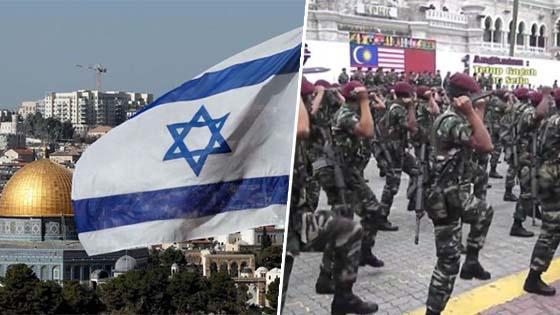 Tentera Malaysia Bersedia, Hanya Menunggu Arahan Pucuk Pimpinan Untuk Ke Baitulmaqdis