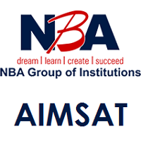 NBA School of Mass Communication AIMSAT