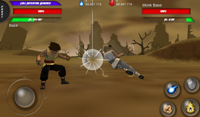 Power Level Warrior v1.0.2a Mod Apk-screenshot 2