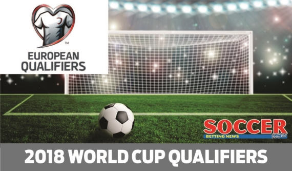 There's some cracking World Cup qualifiers to look forward to with no club football this weekend.