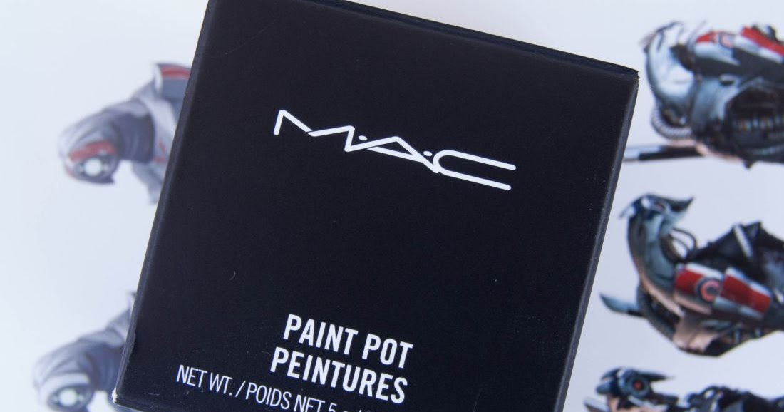 Nic S Little World Mac Paint Pot Painterly
