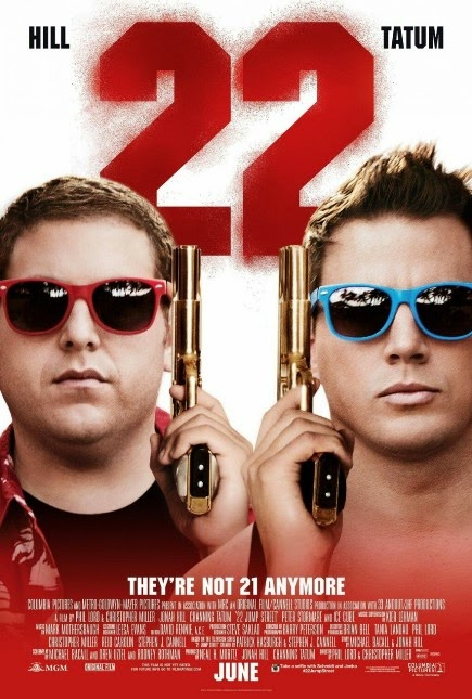 """22 Jump Street (2014)"" movie review by Glen Tripollo"