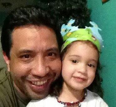 HIja y Papá