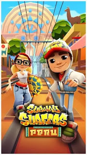 Download Game Android Subway Surfers Peru Apk v1.55.1 Mod