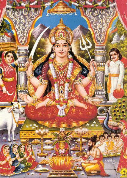 Sai Baba Wallpapers Hd Free Download Jai Santoshi Maa Hd Wallpapers For Desktop Hindu God