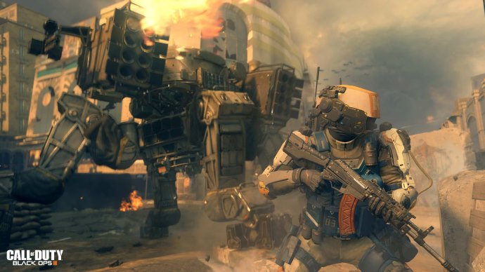 Screenshot 3: Call of Duty Black Ops 3 HD