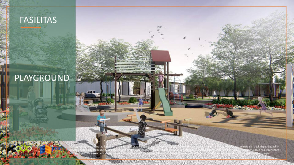 children playground - Citaville Parung