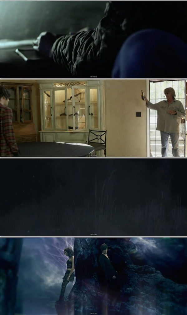Dark Moon Rising Movie 720p 350mb