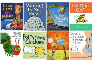 100 Best Books To Read With A 1 Year Old