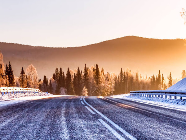 A Guide for Your Winter Road Trip