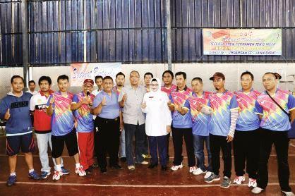 Open Turnamen Bupati & Sentosa Cup se-Jawa Barat Tahun 2016