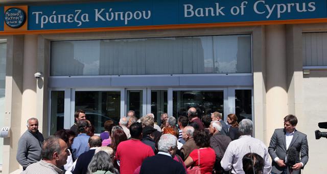 banche Cipro