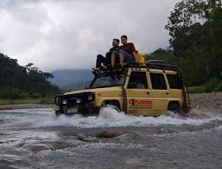 Transport to Sukamade beach