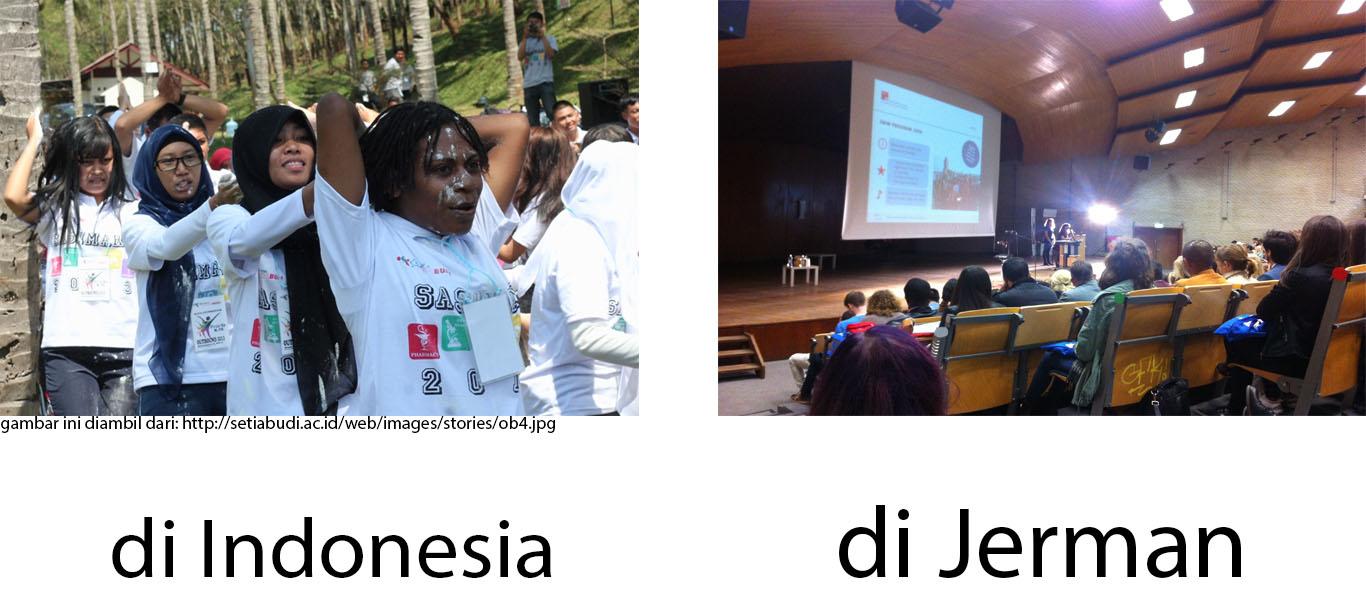 OSPEK Jerman vs Indonesia – German Culture Blog