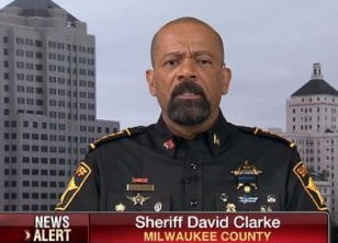 'You're Not One of Us': Trump Supporter Sheriff David Clarke Allegedly Harassed on Airplane