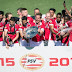 PSV é campeão da Eredivisie 2015/16, com muita competência e um pouco de sorte