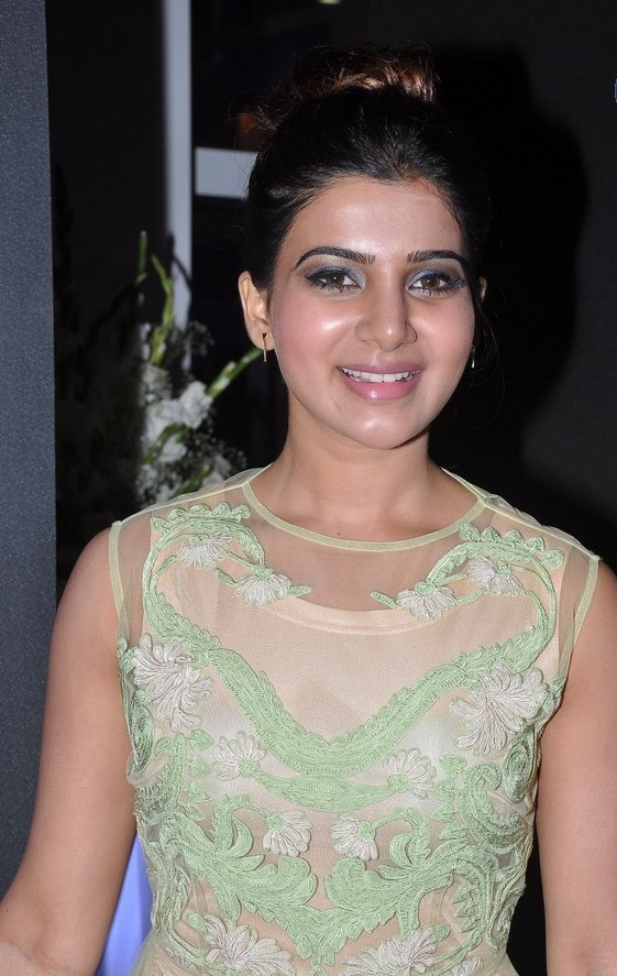 Samantha Latest Hot Face Close Up Photos