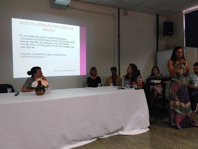 Barreiras: CAPS e Centro POP participam de I Simpósio da Saúde Coletiva do Oeste da Bahia