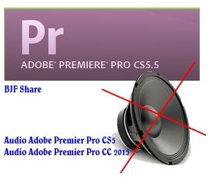 Cara Mengatasi Suara Audio yang Tidak Keluar di Adobe Premiere Pro Cs CC
