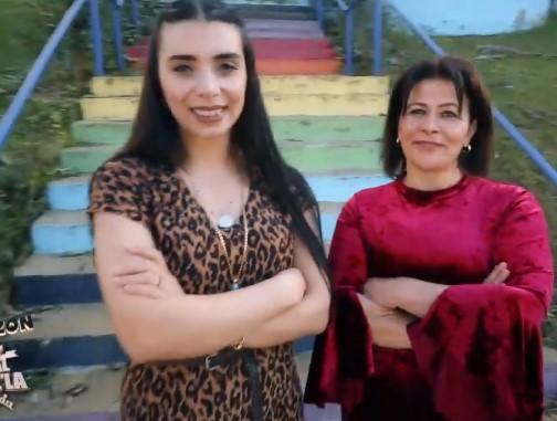 Zuhal Topal'la Sofrada 17 Aralık  Gelin Kübra ve Kaynanası Gülay Turan