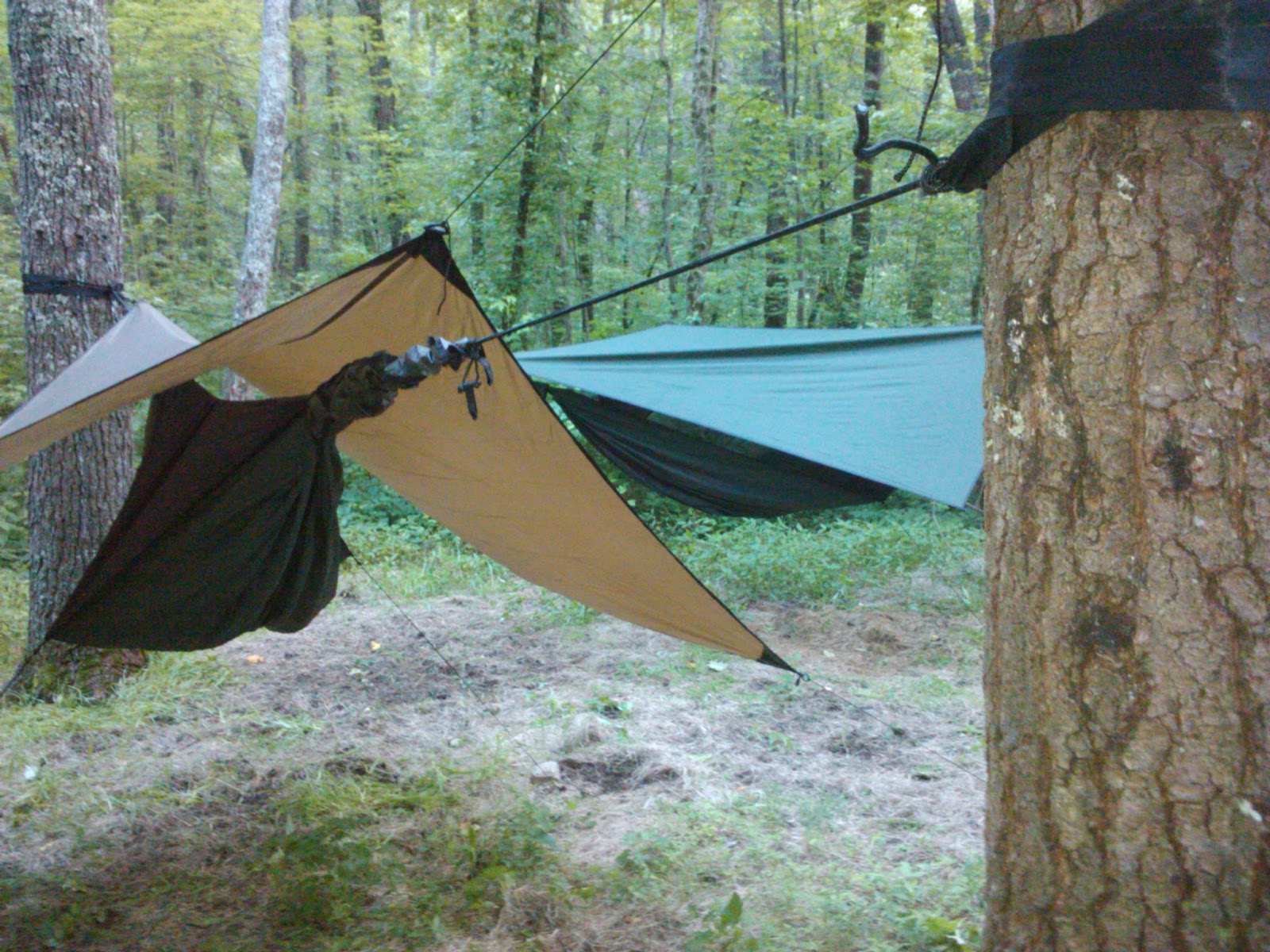 Midtown Mudblog Product Review Hennessy Hammock