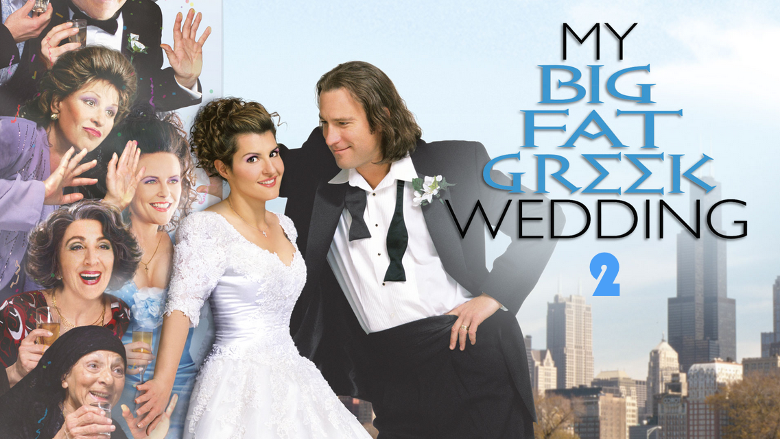 My Big Fat Greek Wedding – Big Fat Nunta mea din Grecia 2 (2016)