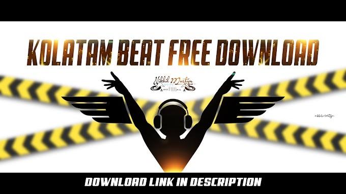 Kolatam Dappulu Beat | 3Mins Loop | Dj Nikhil Martyn