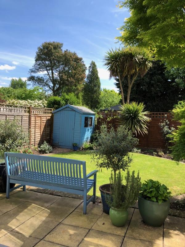 Chiswick garden London