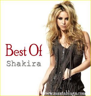 Lagu Shakira Terbaru